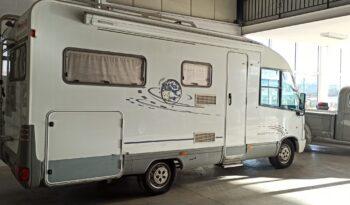 Fiat Ducato Dethleffs Camper full