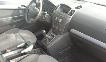 Opel Zafira 2007 full