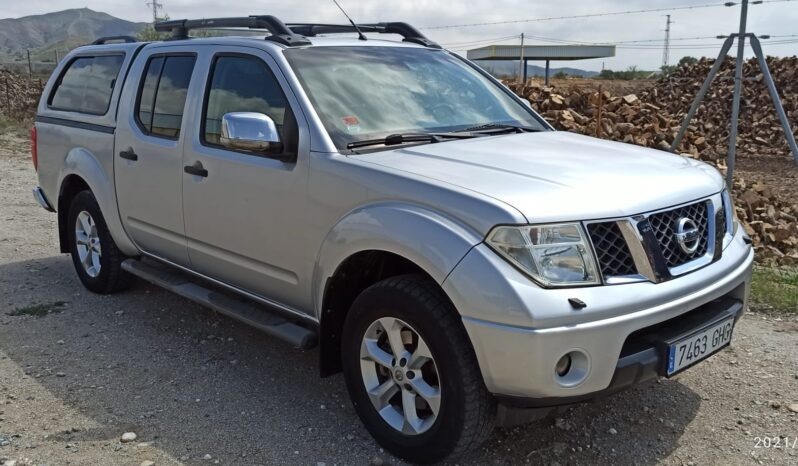 Nissan Navara (Automatic) full