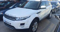 Range Rover Evoque (Manual)