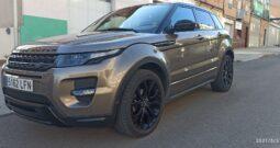 Range Rover Evoque SD4 Dynamic