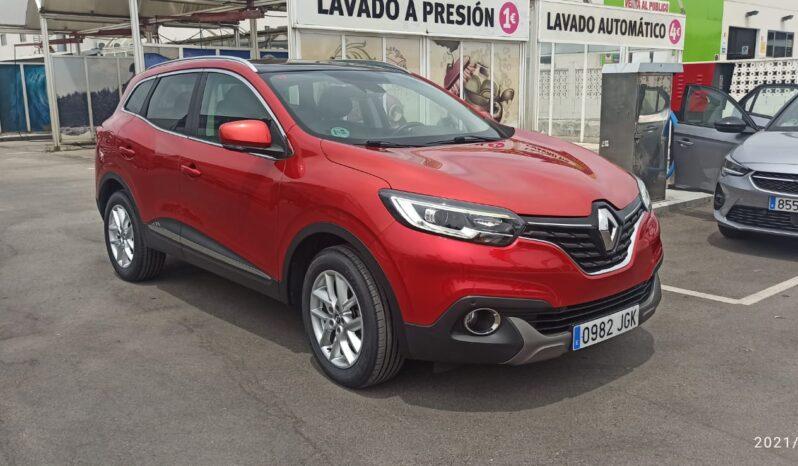 Renault Kadja full
